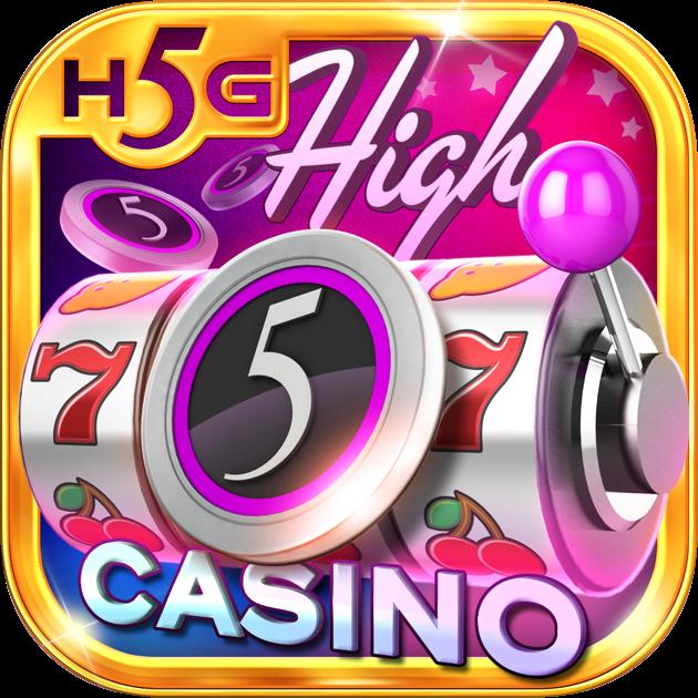 High 5 Casino: Hot Vegas Slots on the App Store