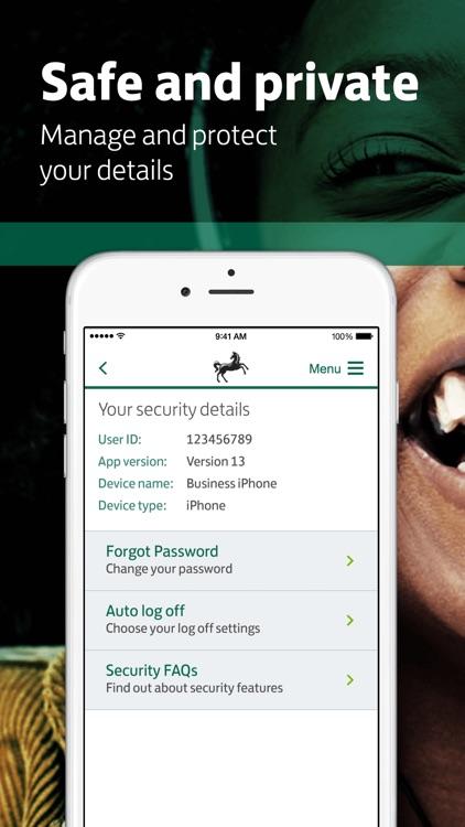 Lloyds Bank Business screenshot-3
