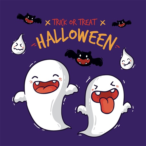 Hand Drawn Cute Halloween
