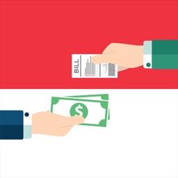 Pay Up! - SG Bill Splitter