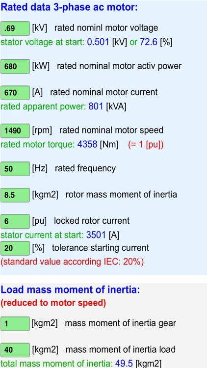 ac-motor start