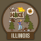 App Icon for Illinois Hiking Trails App in Panama IOS App Store