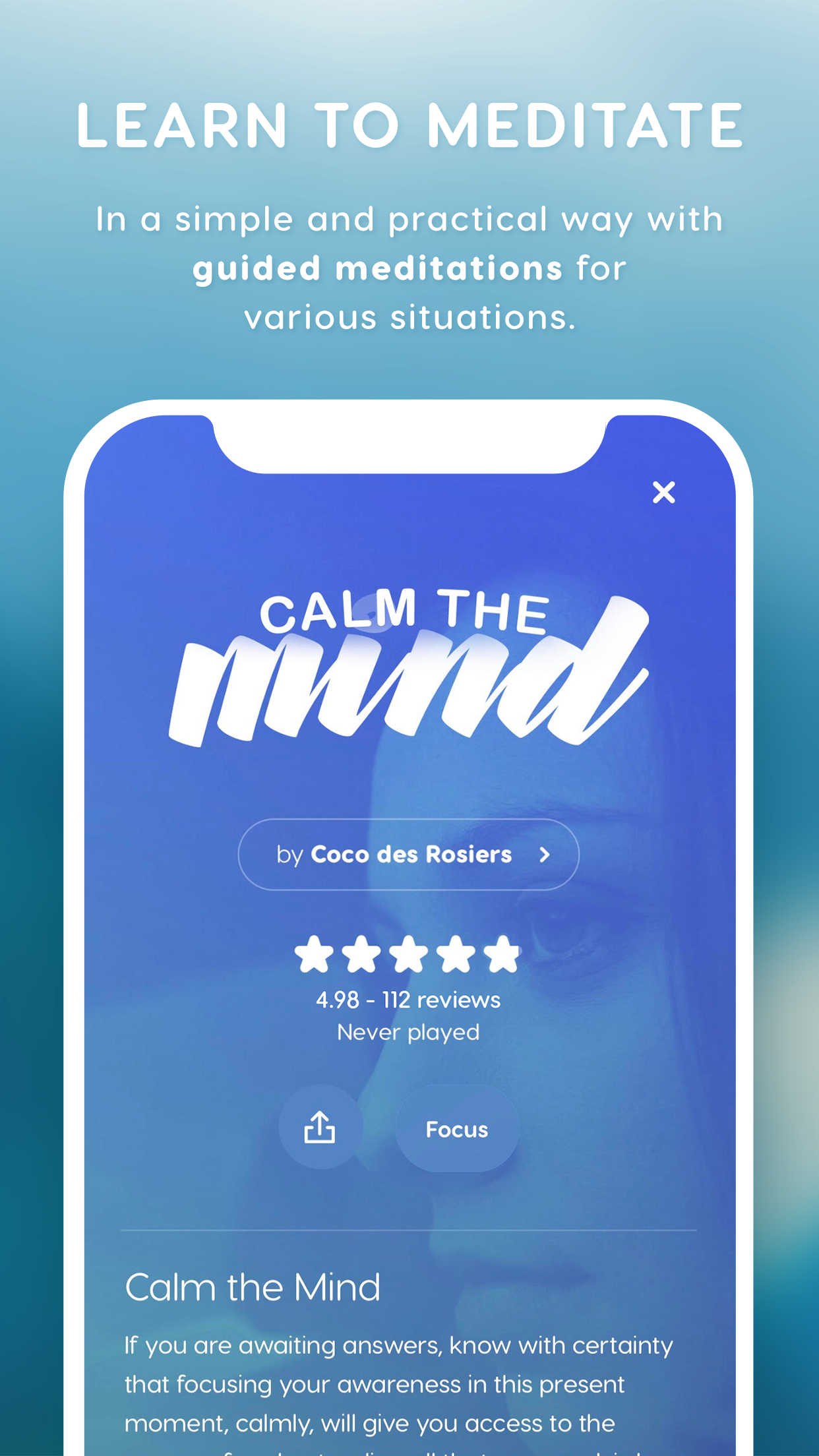 Zen - Meditation Screenshot