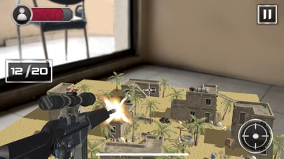 Critical Strike AR FPS Shooter Screenshot
