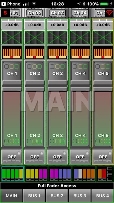 M Air FMP Remote screenshot 2
