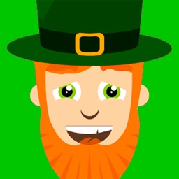 St.Patrick Day animated emoji