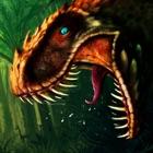 Сердитый динозавр T-Rex имитатор icon