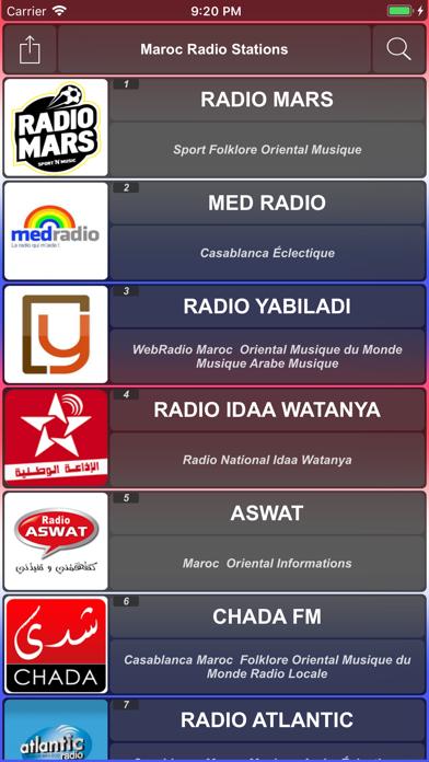 Maroc Radios|الإذاعات المغربية-0