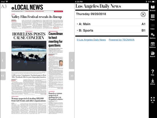 LA Daily News e-Edition | App Price Drops