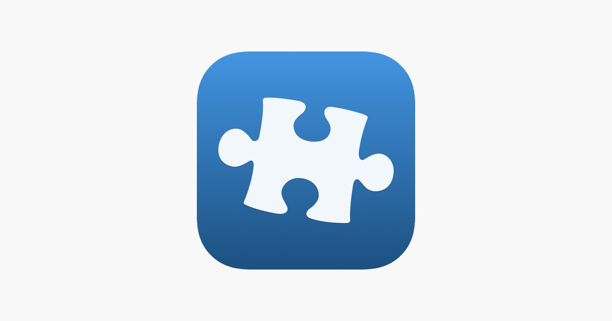 Jigty-Puzzlespiele im App Store
