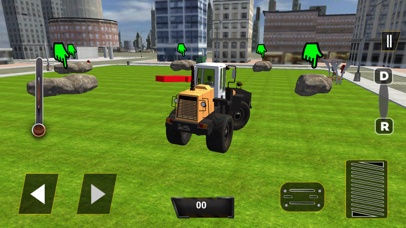 Real City Road River Bridge Construction Game screenshot three