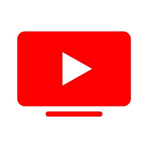YouTube TV application logo