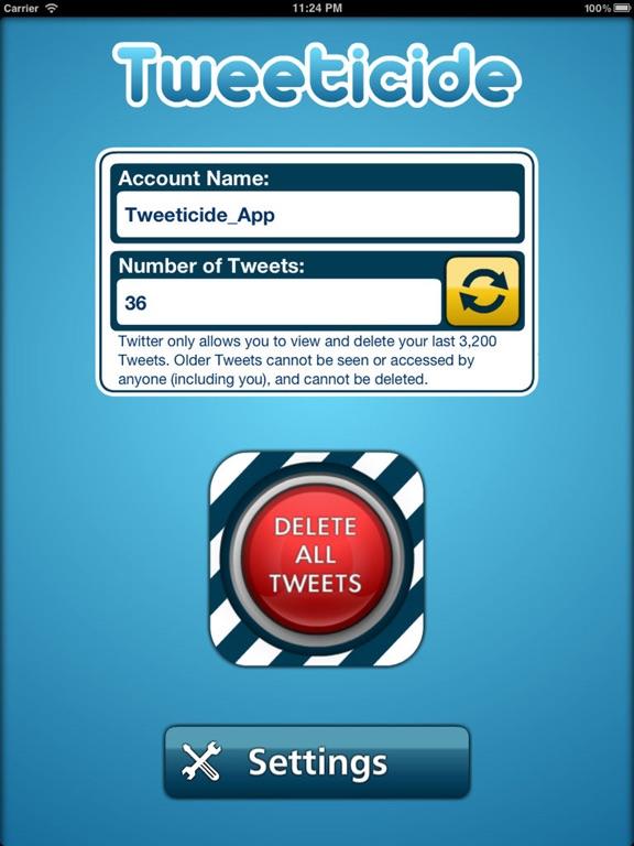 tweeticide