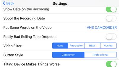 download VHS Camcorder - The #1 VHS Cam apps 1