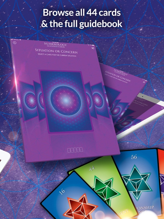Numerology Guidance Cards screenshot 7