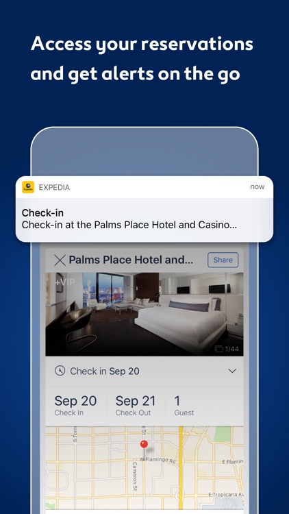 Expedia Hotels, Flights, Deals by Expedia, Inc.