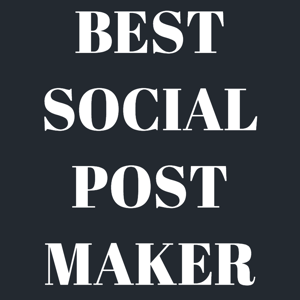 Awesome Post Maker - Photo & Video app