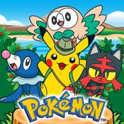 Camp Pokmon app review