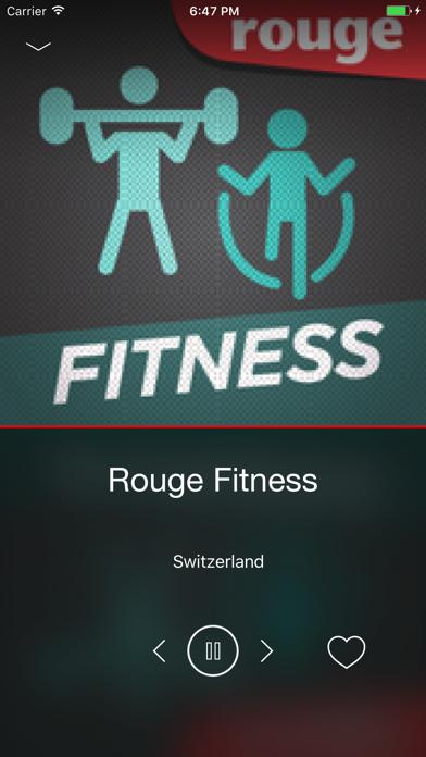 Workout-Music screenshot two