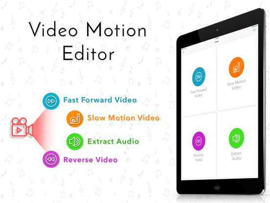 Video motion editor | App Price Drops
