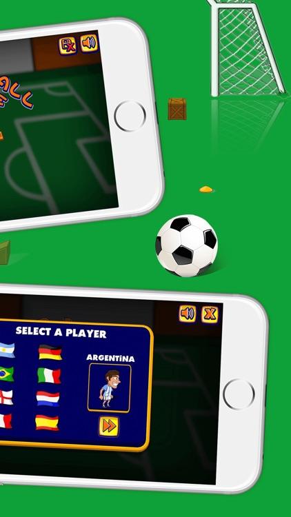 世界足球-精准射门闯关游戏