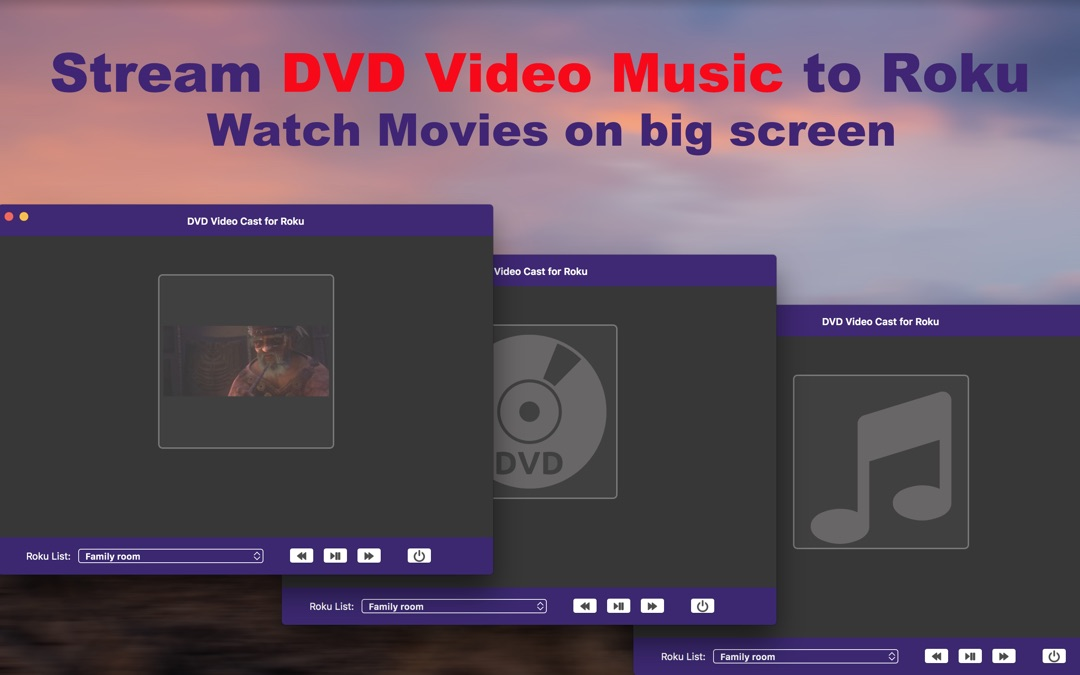 DVD Video Cast for Roku - Online Game Hack and Cheat