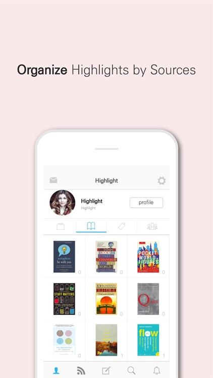 Highlight - Book Diary screenshot-3