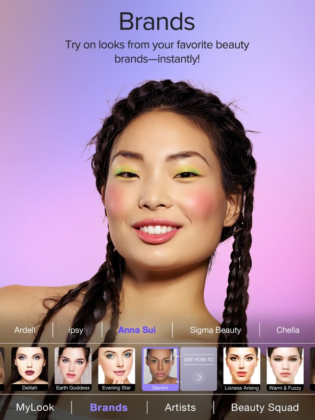 Perfect On The App Store - Best hairstyle app ipad