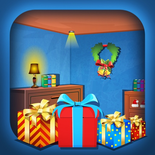 Cube Escape:AROMA - Finding Christmas Gift