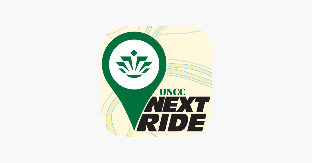 UNCC NextRide on the App Store