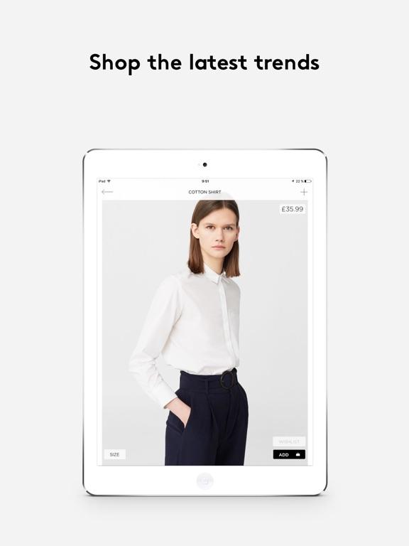 MANGO - мода онлайн Скриншоты9