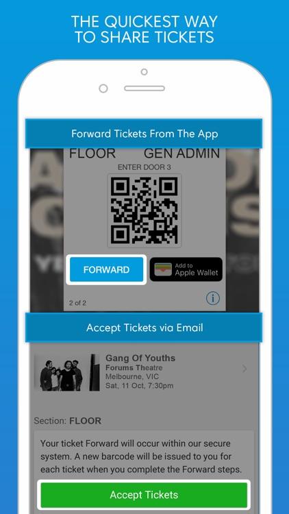 Ticketmaster AU screenshot-4