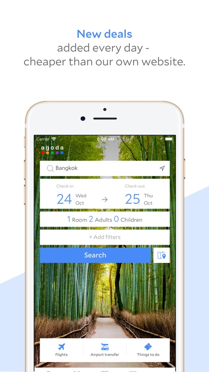 Agoda – Great Prices on Hotels screenshot-0
