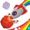 レインボーロケット - iPadアプリ