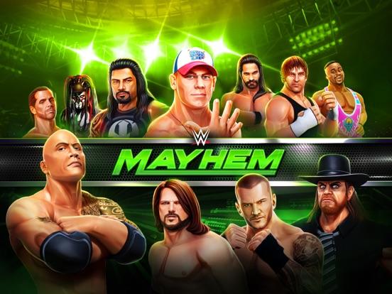 WWE Mayhem screenshot 6