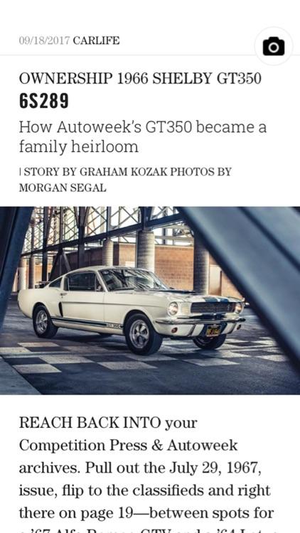 Autoweek Mag App screenshot-3