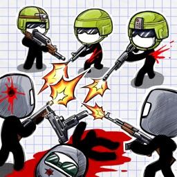 Doodle Wars X: War On Terror !