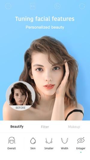 FaceU - Inspire your Beauty Screenshot