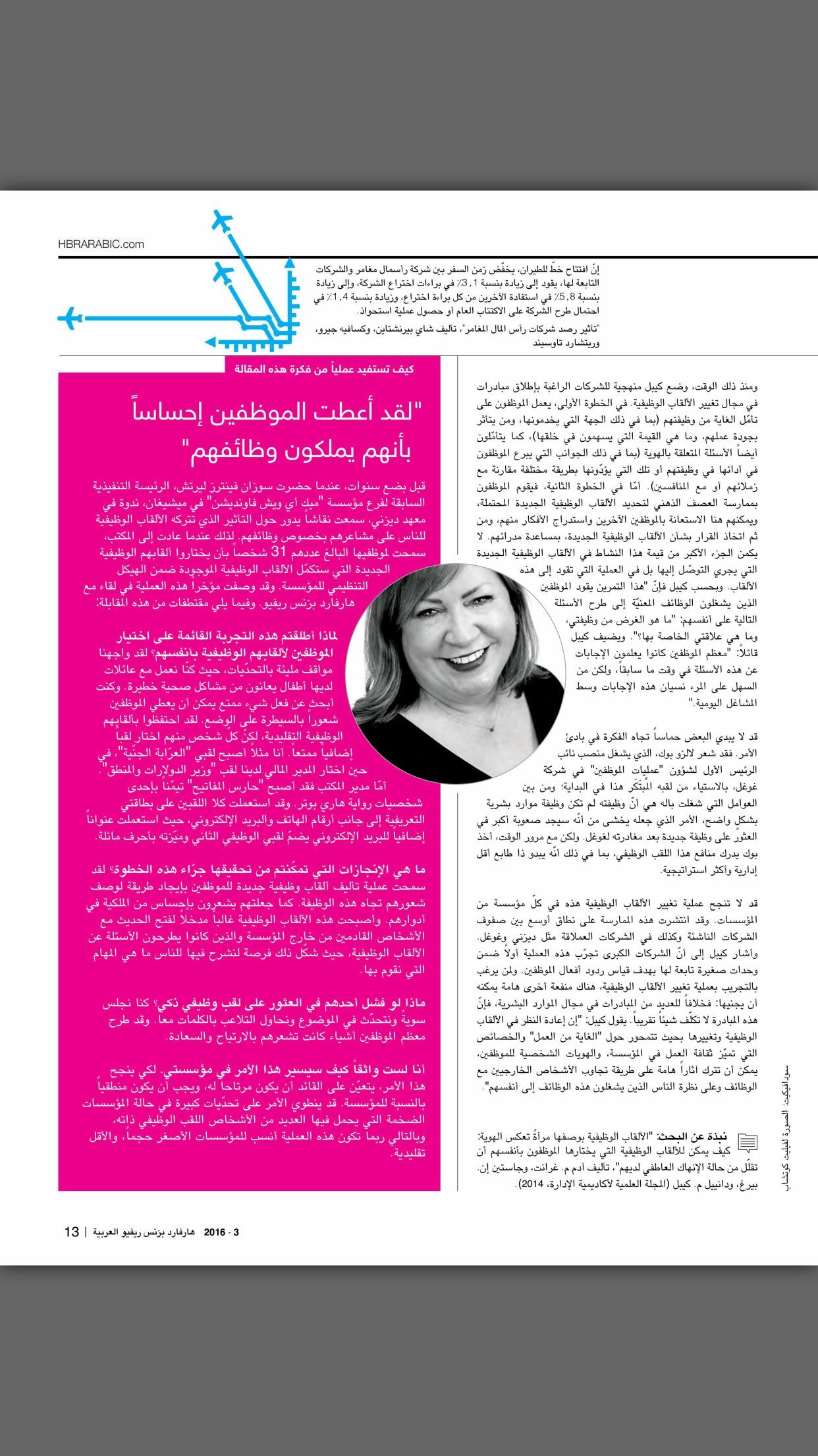 هارفارد بزنس ريفيو العربية Screenshot