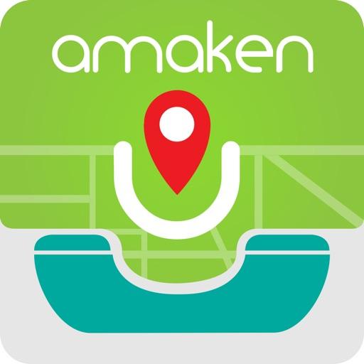 Amaken -Найти местоположение