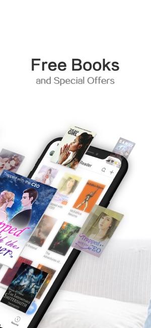 MoboReader - Books & Webnovels on the App Store