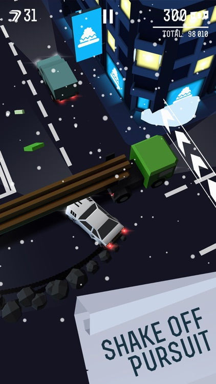 Drifty Chase screenshot-2