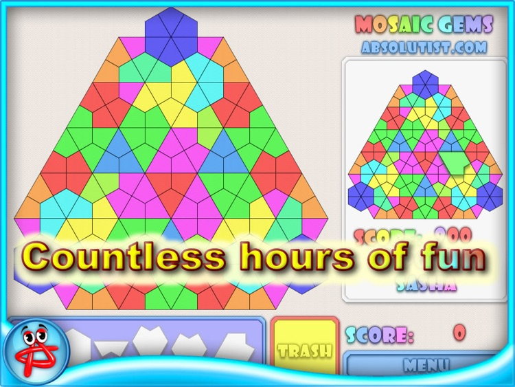 Mosaic Gems: Jigsaw Puzzle screenshot-2
