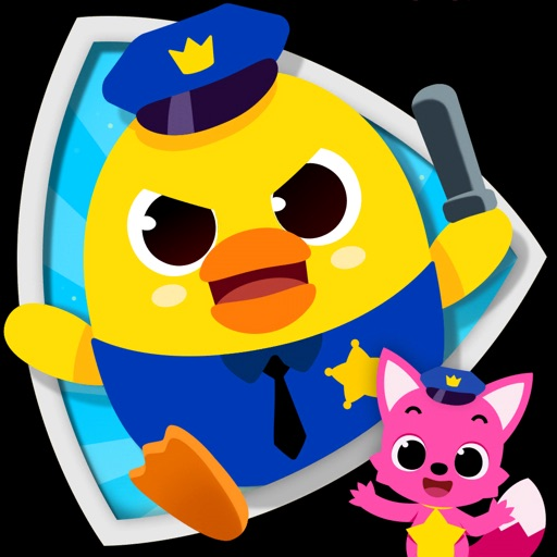 Pinkfong The Police app for ipad