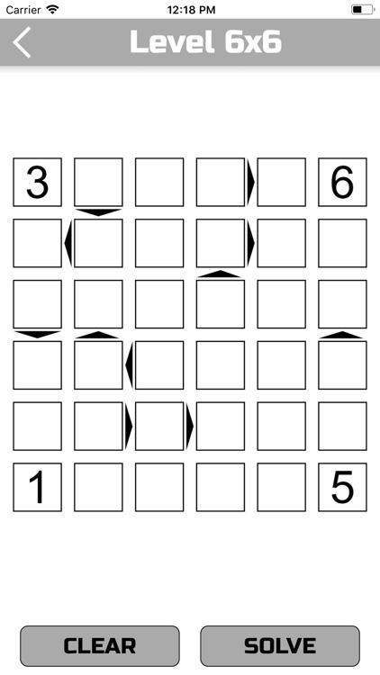 Futoshiki Solver screenshot-3