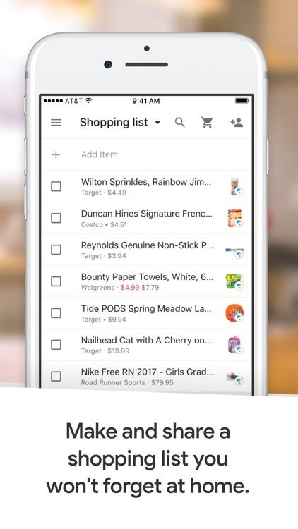 Google Express - Shopping done fast screenshot-4