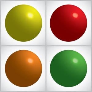 Drop Colour Ball