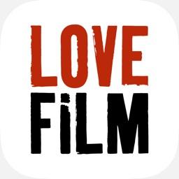 LOVEFiLM DVD & Blu-ray Verleih für das iPad