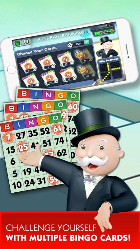 MONOPOLY Bingo! Online Hack Tool