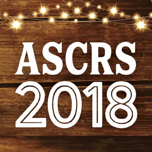 2018 ASCRS Annual Meeting
